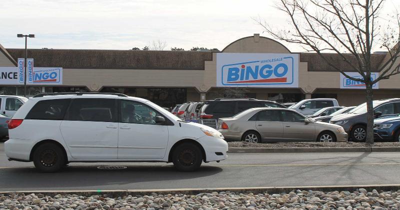 bingo storefront