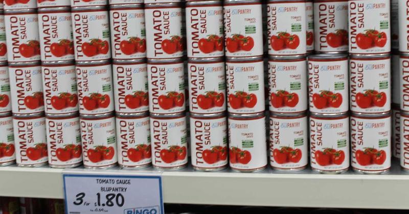 bingo canned tomatoes