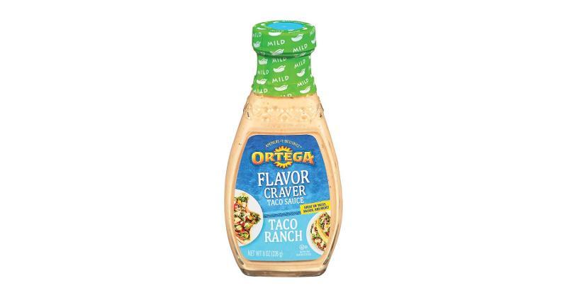 ortego taco ranch sauce