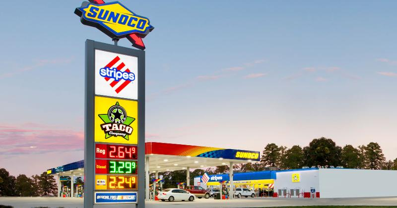 Stripes/Sunoco