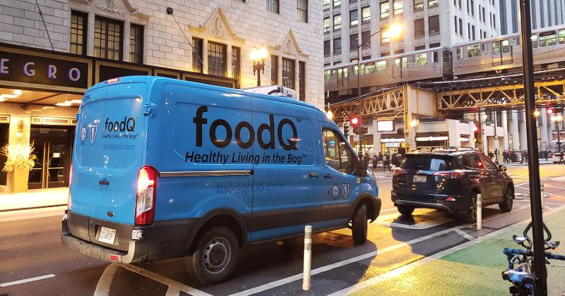 Blue Cross Blue Shield Meal Delivery