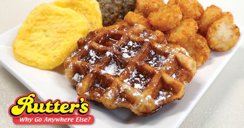 rutters waffles