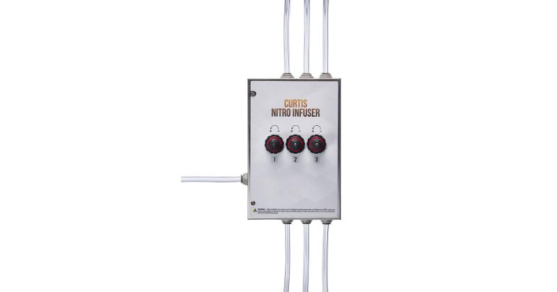 wilbur curtis company nitro infuser