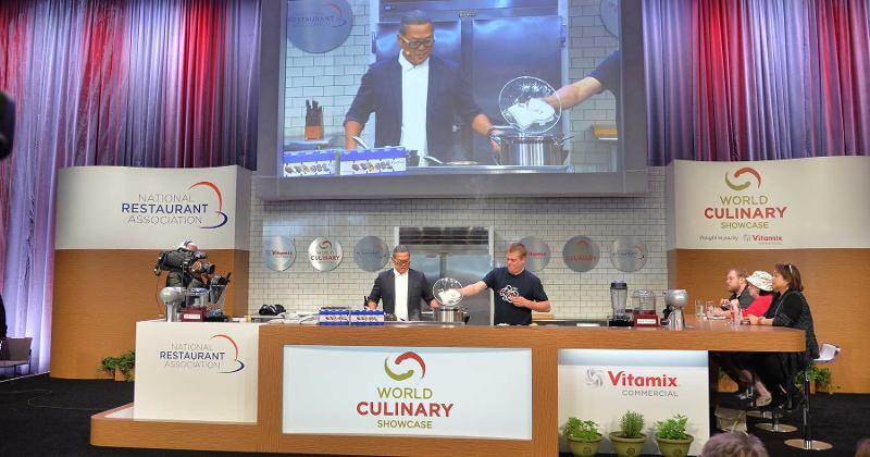 world culinary showcase