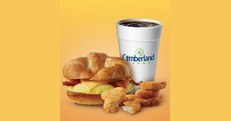 cumberland farms breakfast