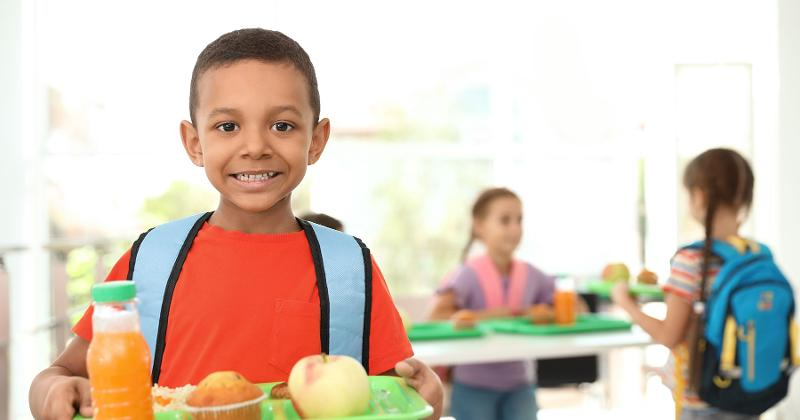 School lunch Kids