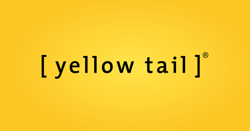 yellow tail logo
