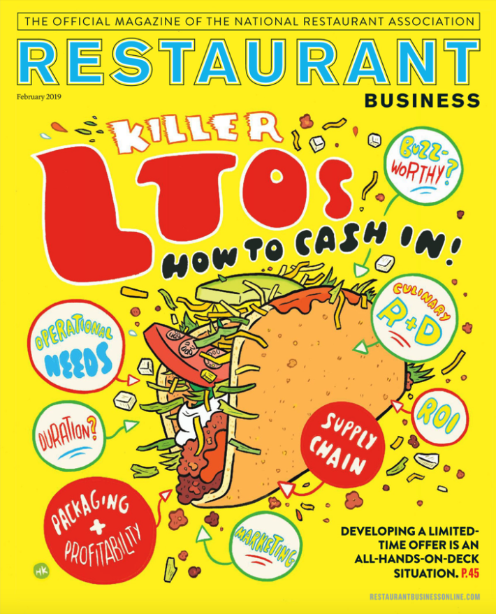 Restaurant Business Magazine February 2019 Issue