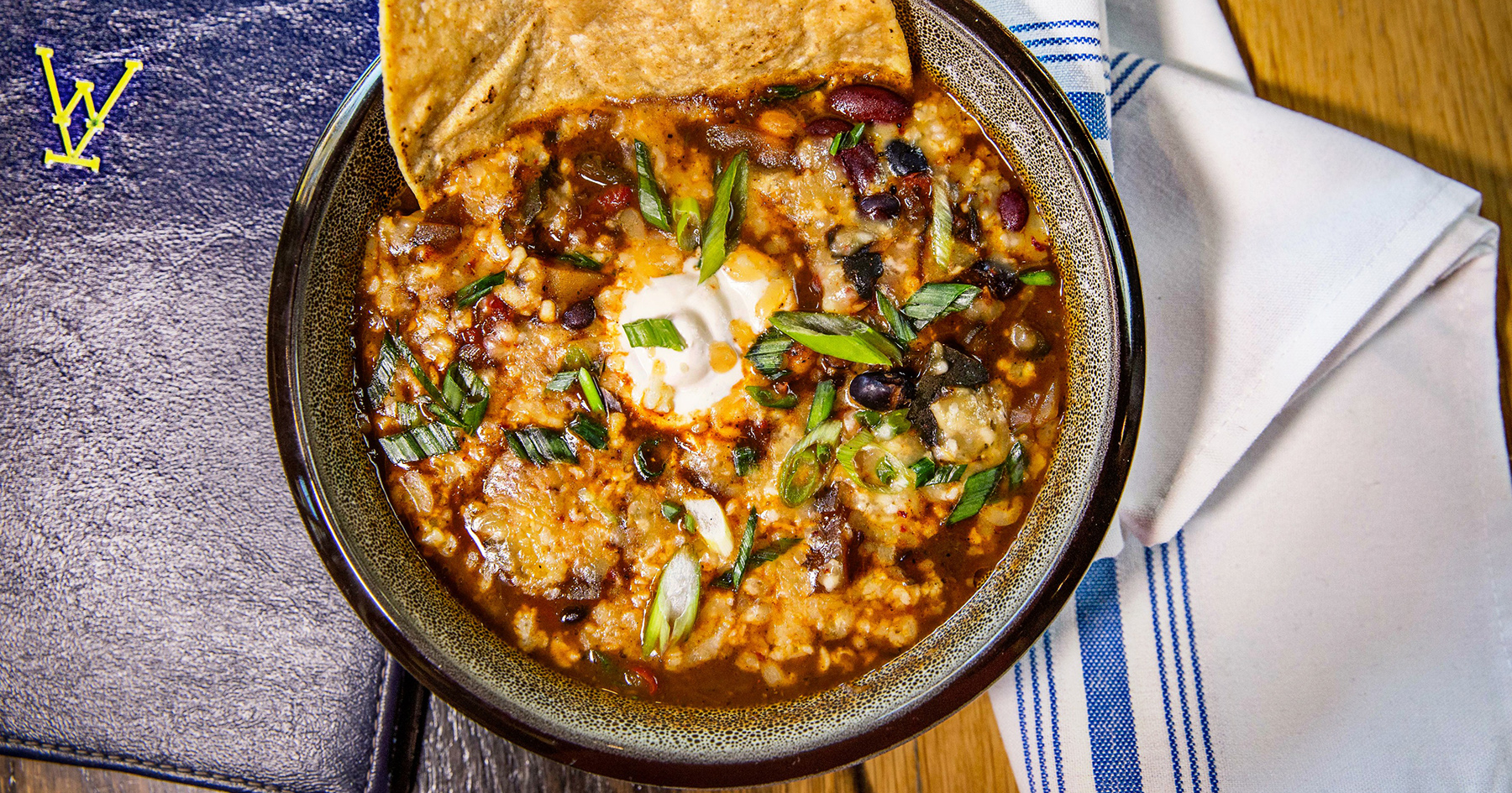 whiskey kitchen chili