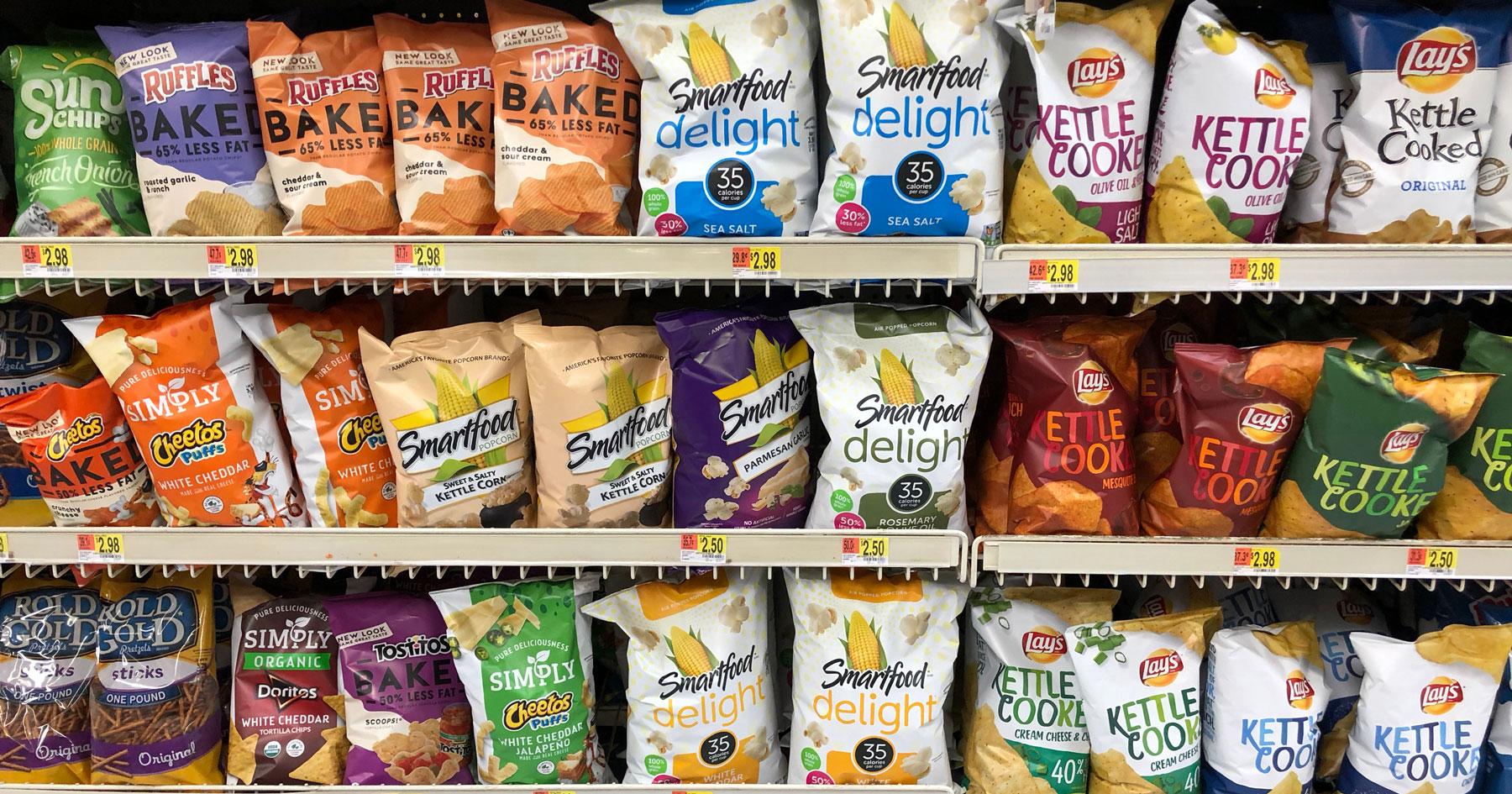 Frito-Lay Debuts Flavor Shots in Stores
