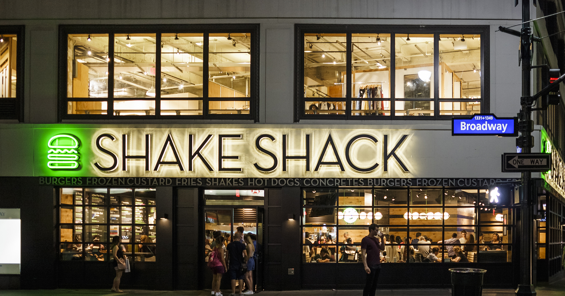 A 1st for Shake Shack: A CMO