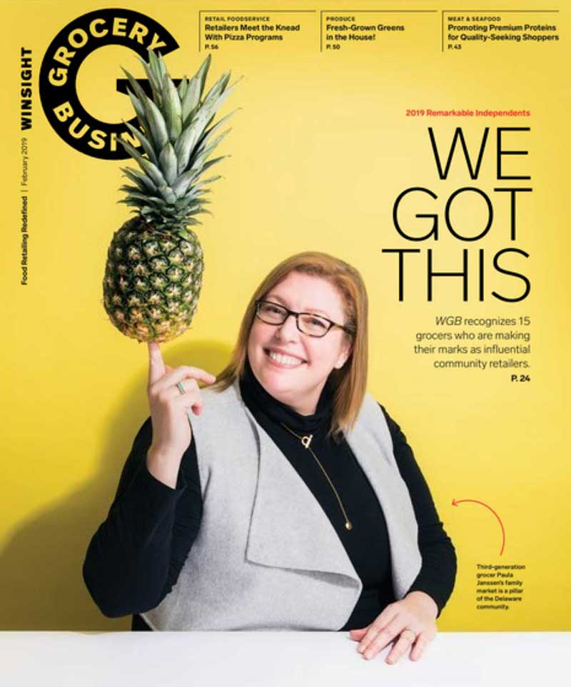 Winsight Grocery Business Magazine February 2019 Issue
