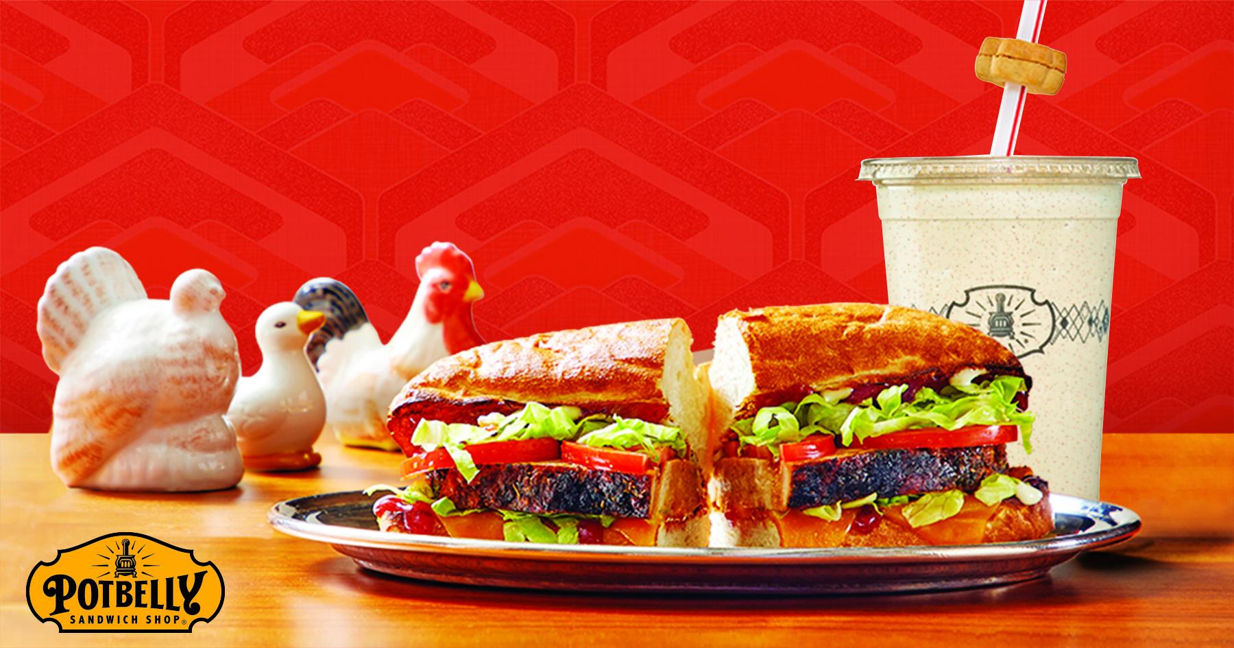 turducken sandwich