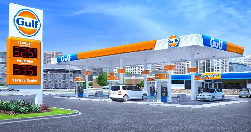 gulf oil retail