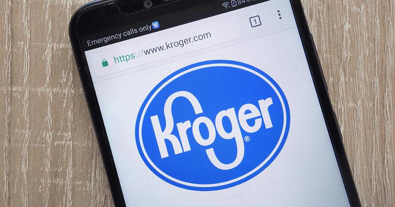 Kroger app