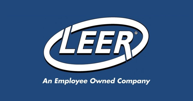leer logo