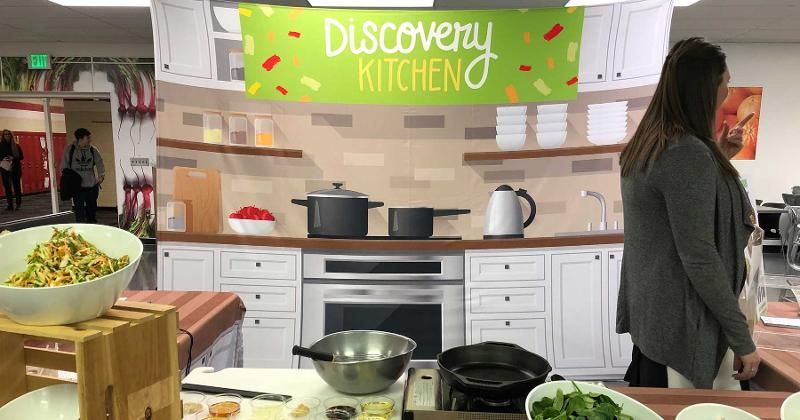 discovery kitchen