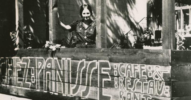 Photograph courtesy of Chez Panisse