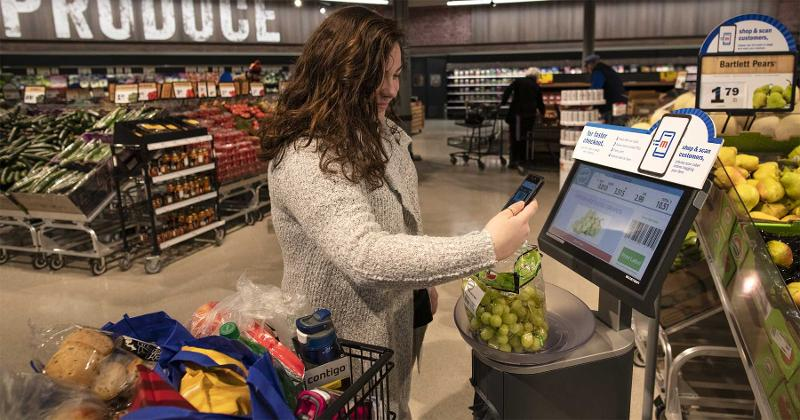 grocery scanner