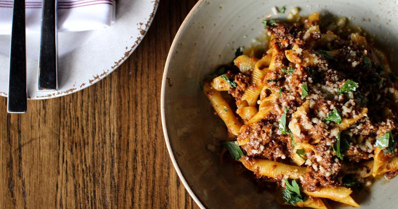 impossible bolognese