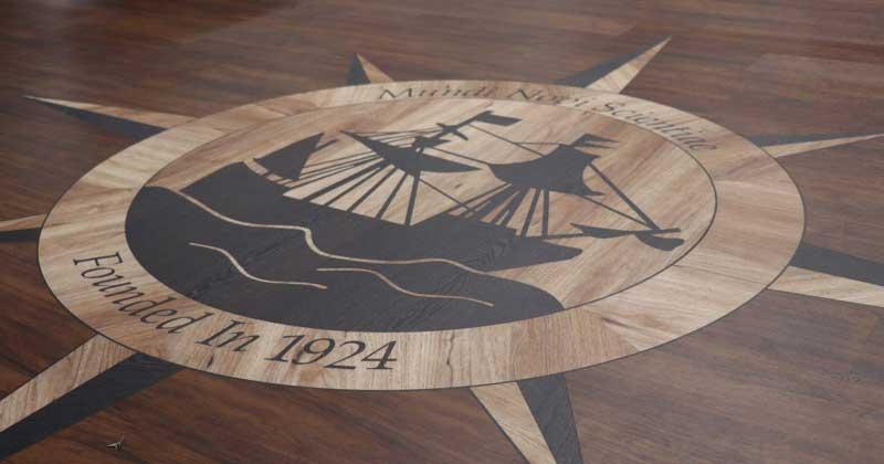 compass floor