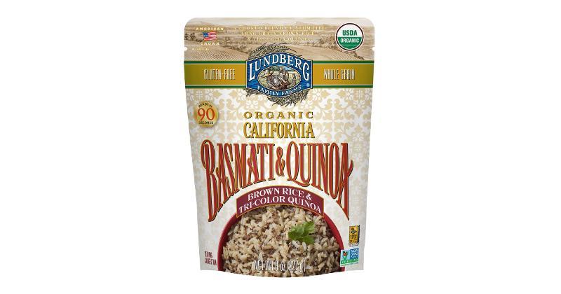Lundberg Family Farms Pre-Cooked Rice