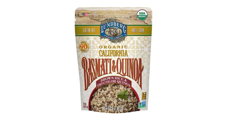 Lundberg Family Farms Pre-Cooked Rice
