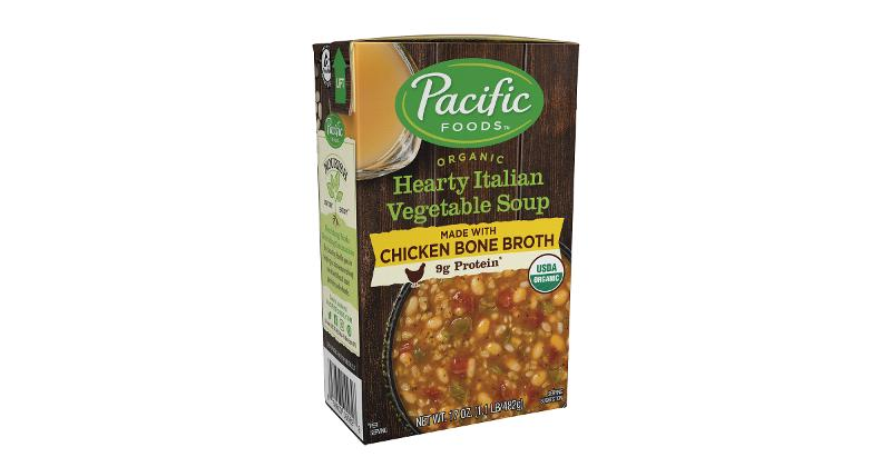Pacific Foods Organic Chicken Bone Broth Soup