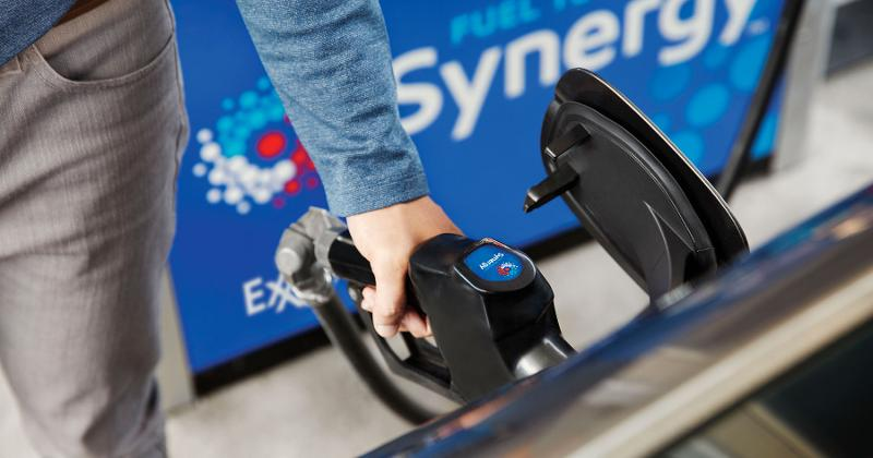 exxon mobil synergy station