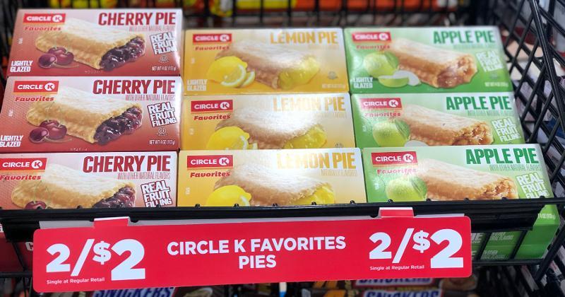 circle k pies