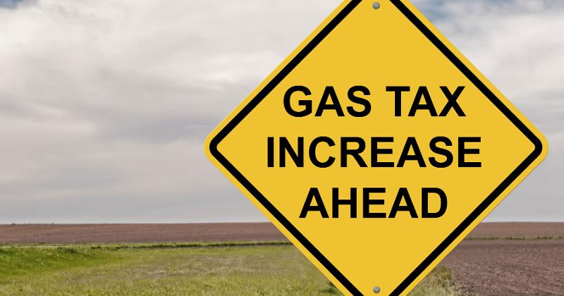gas tax ahead
