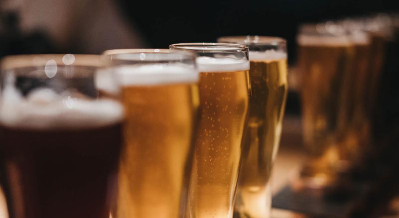 off premise beer