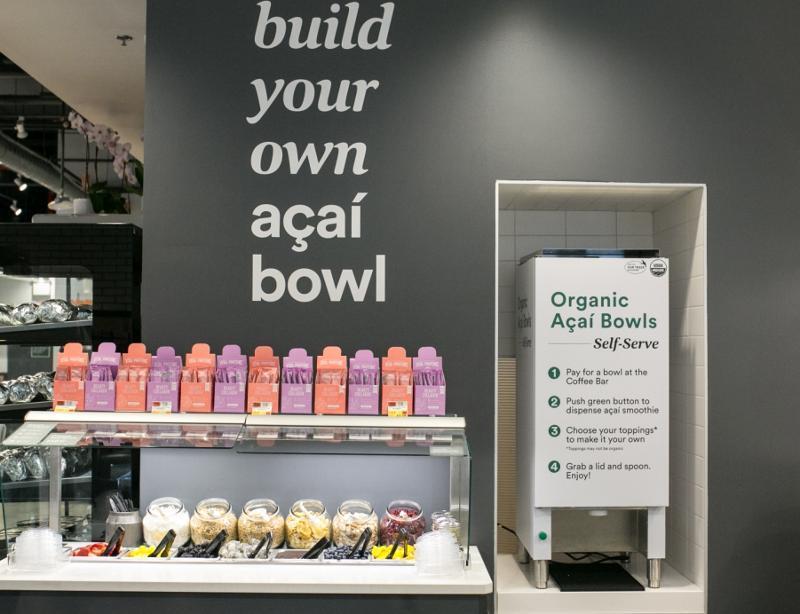 Whole Foods Market Acai Bowl