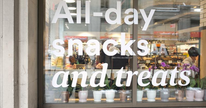 Whole Foods Market Shop Window