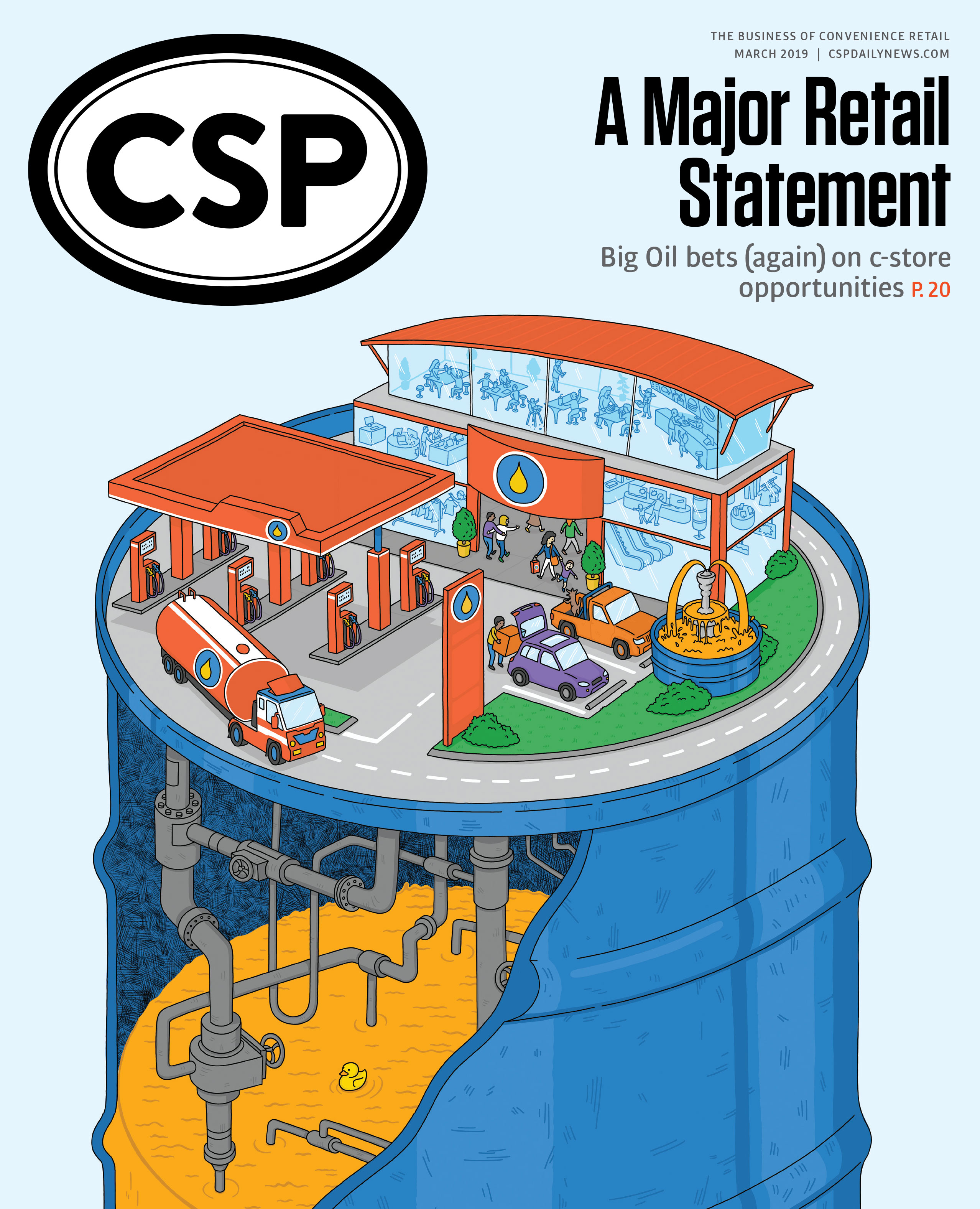 CSP Daily News Magazine March 2019 Issue