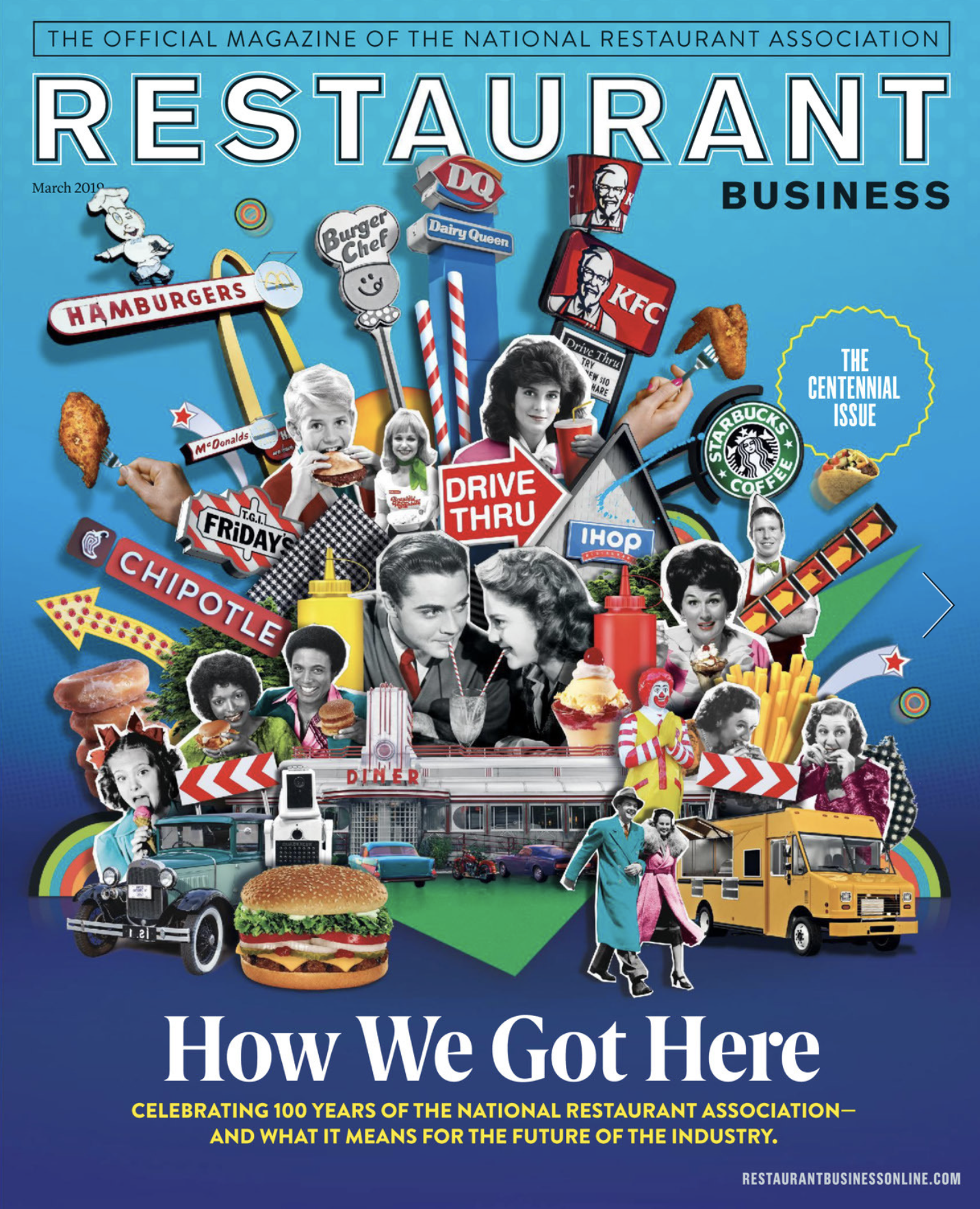 Restaurant Business Magazine March 2019 Issue