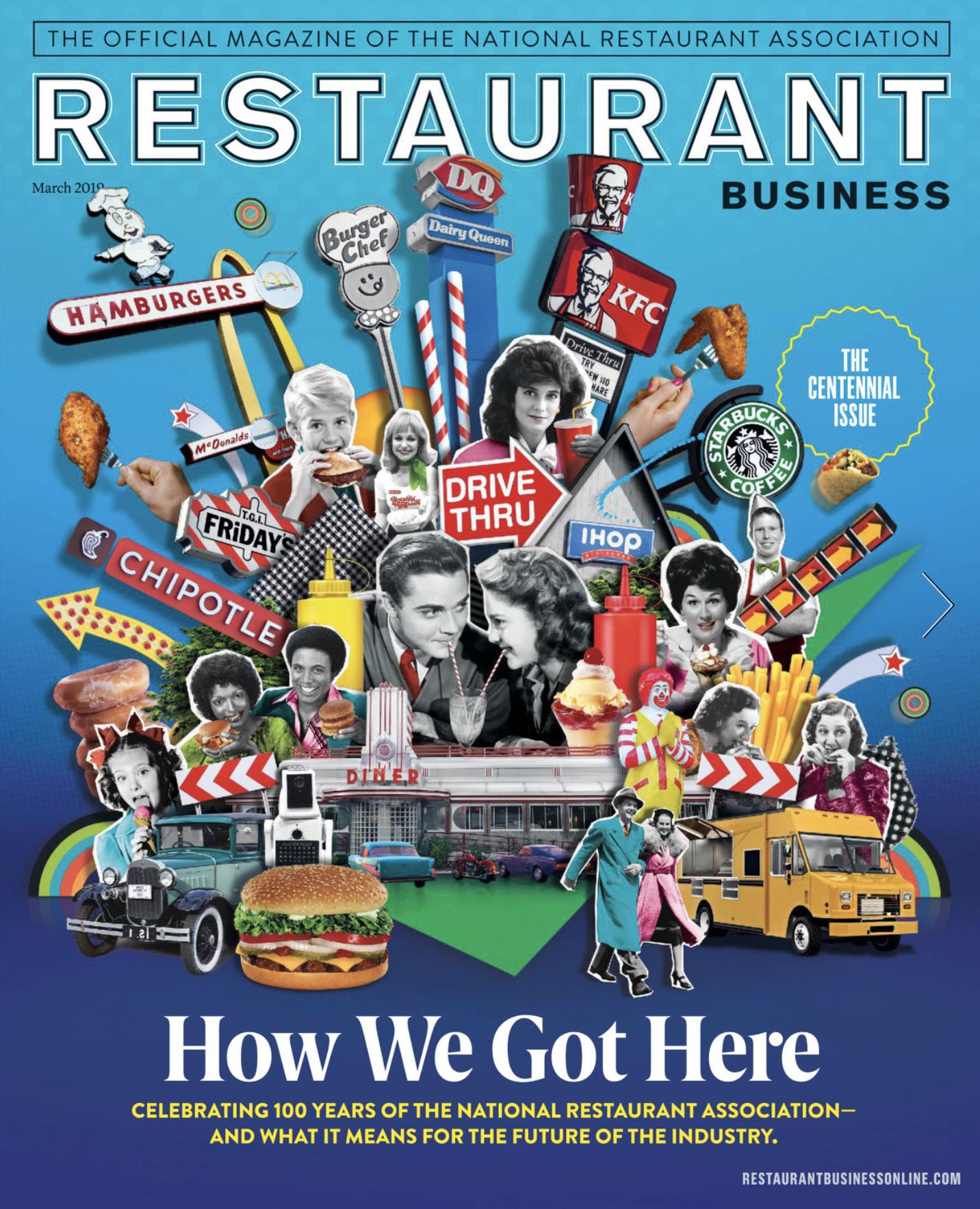 Restaurant Business Magazine March 2019 Issue