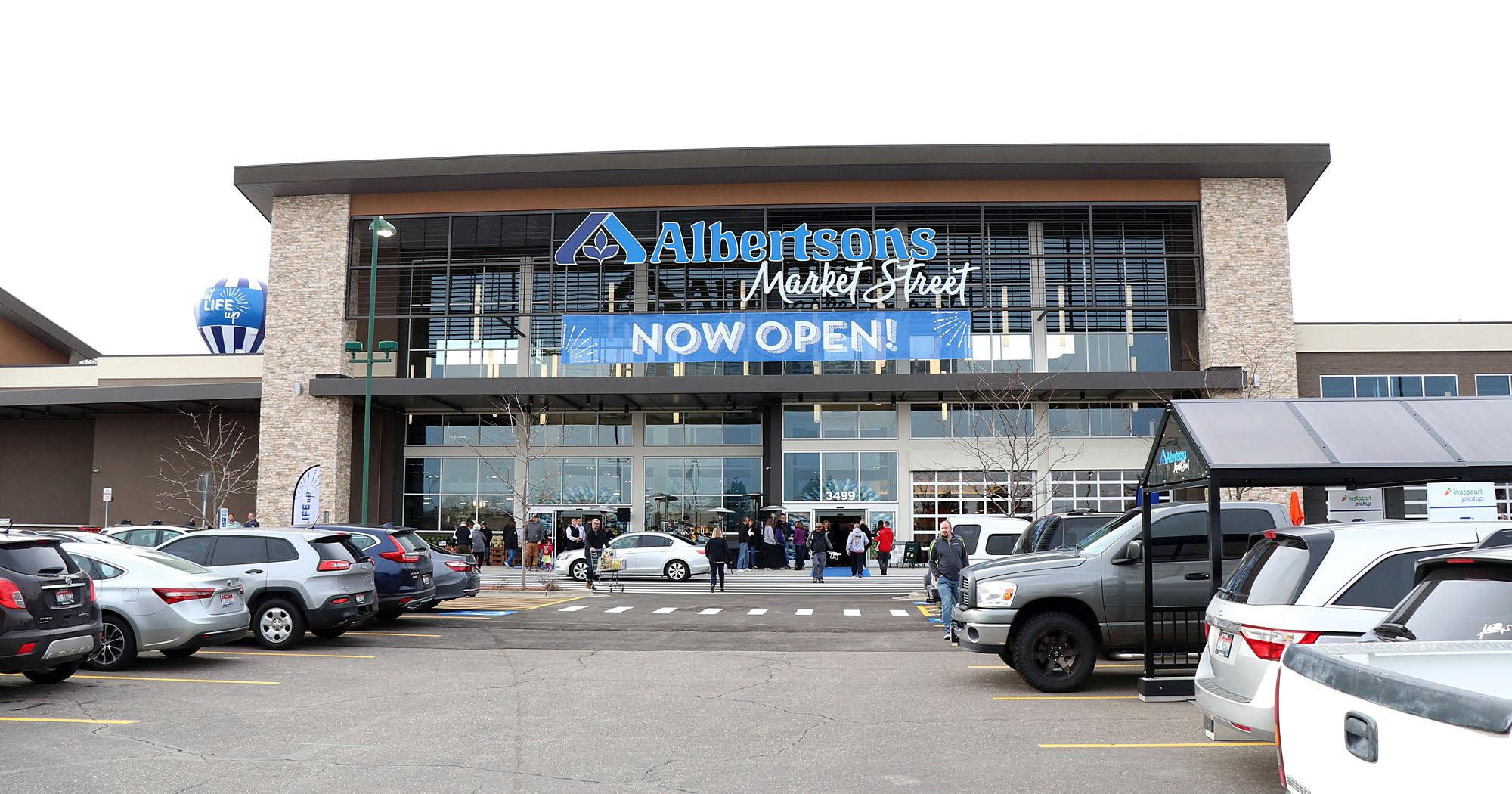 Albertsons Storefront