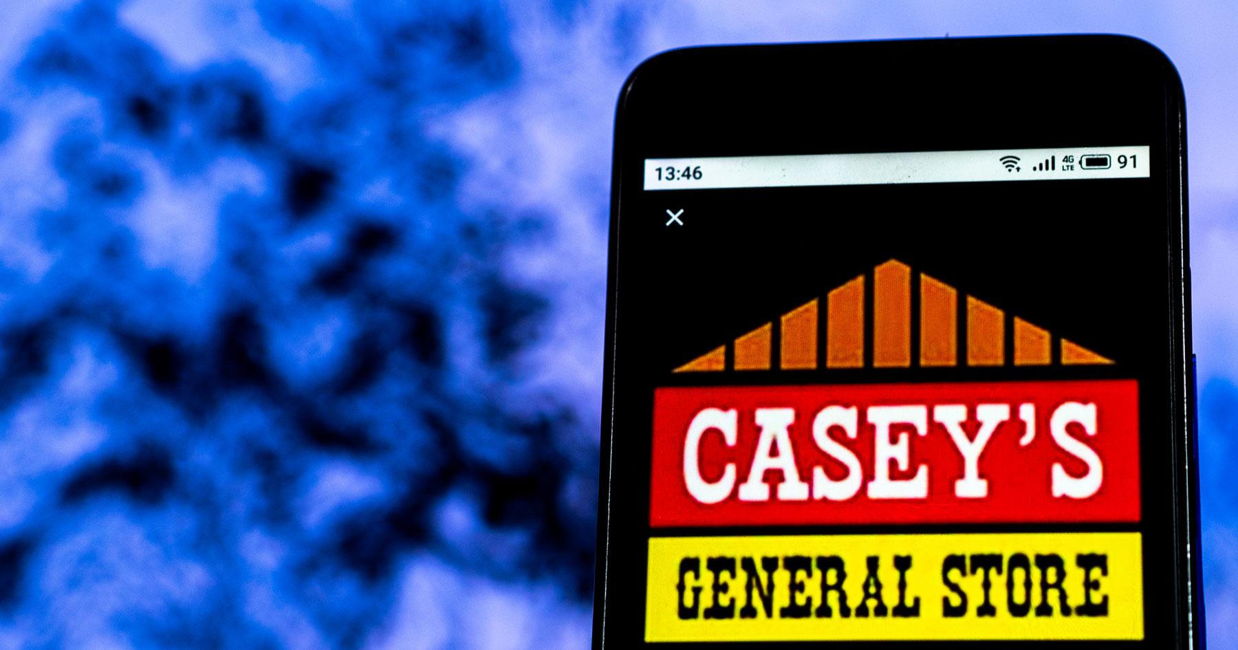 caseys phone
