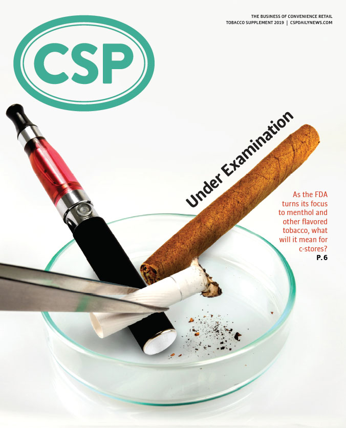CSP Daily News Magazine Tobacco Supplement Spring 2019 Issue
