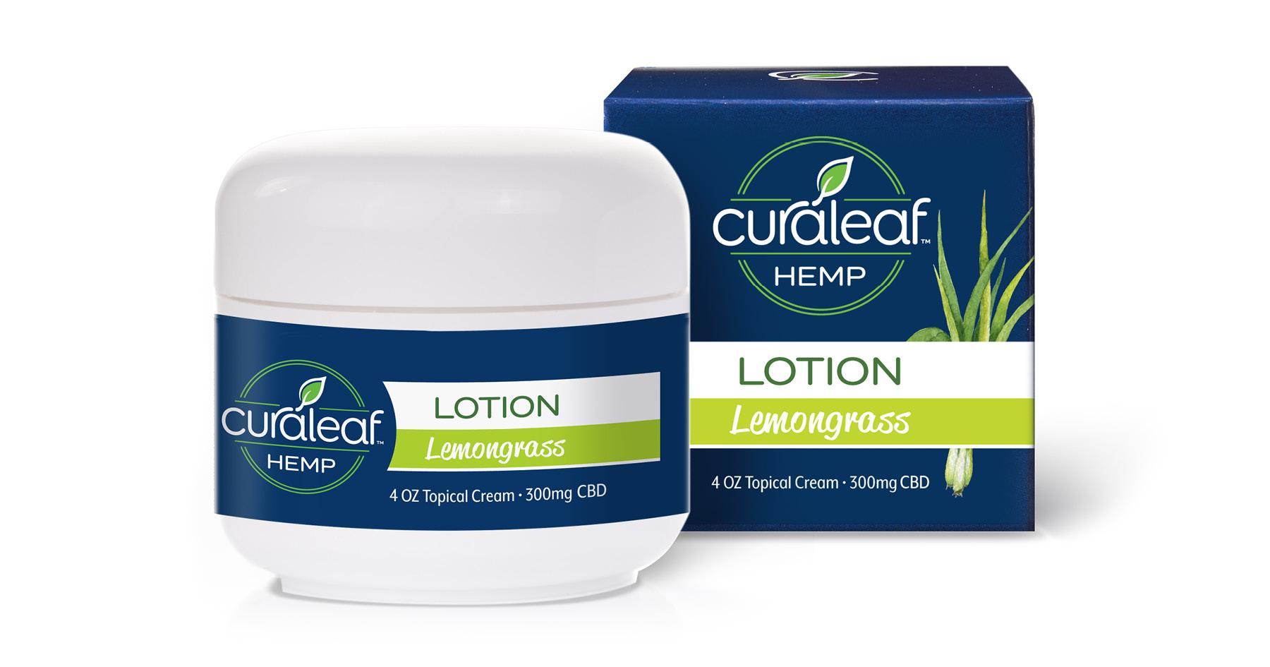 curaleaf cbd lotion