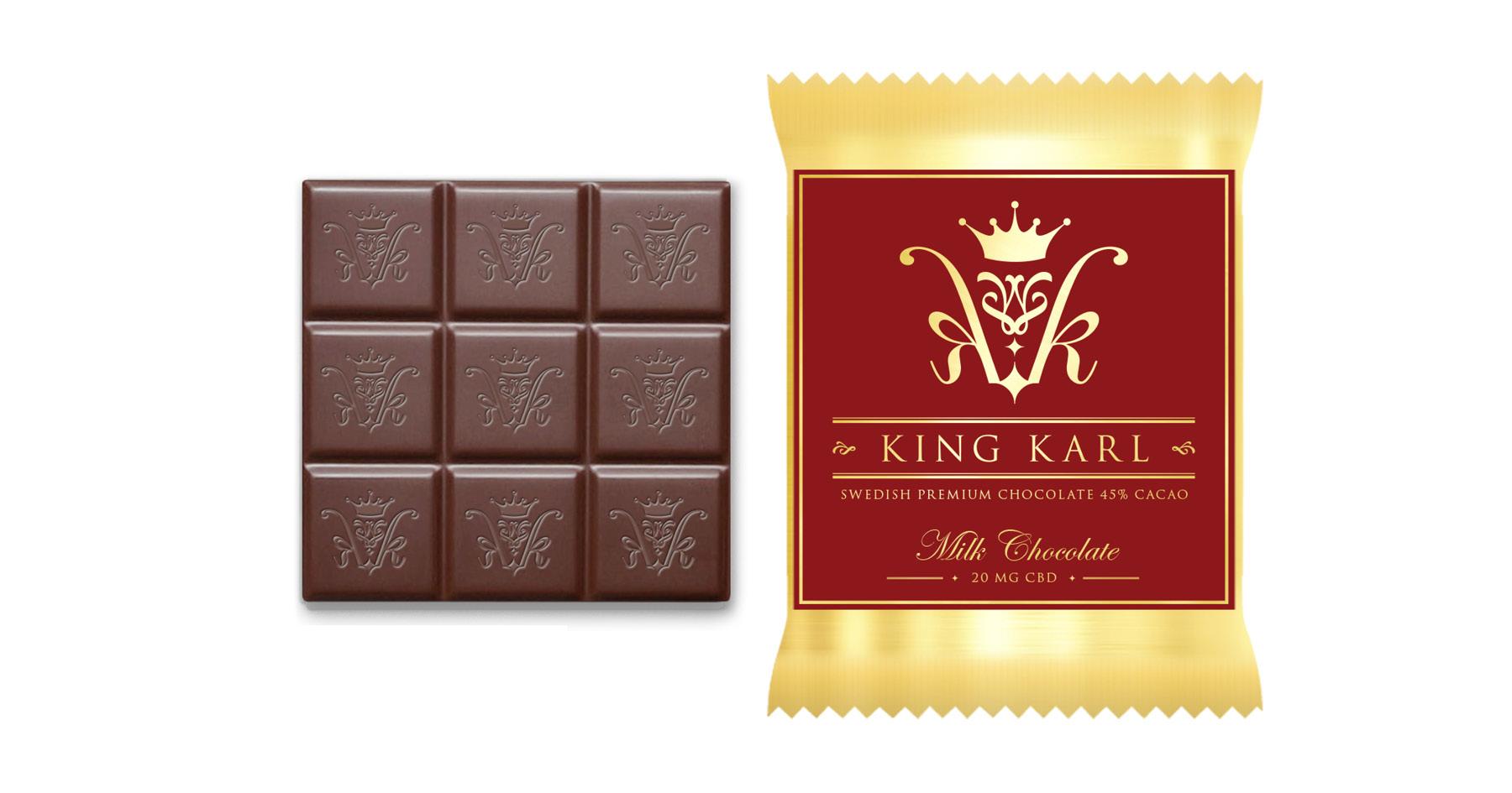 king karl chocolate