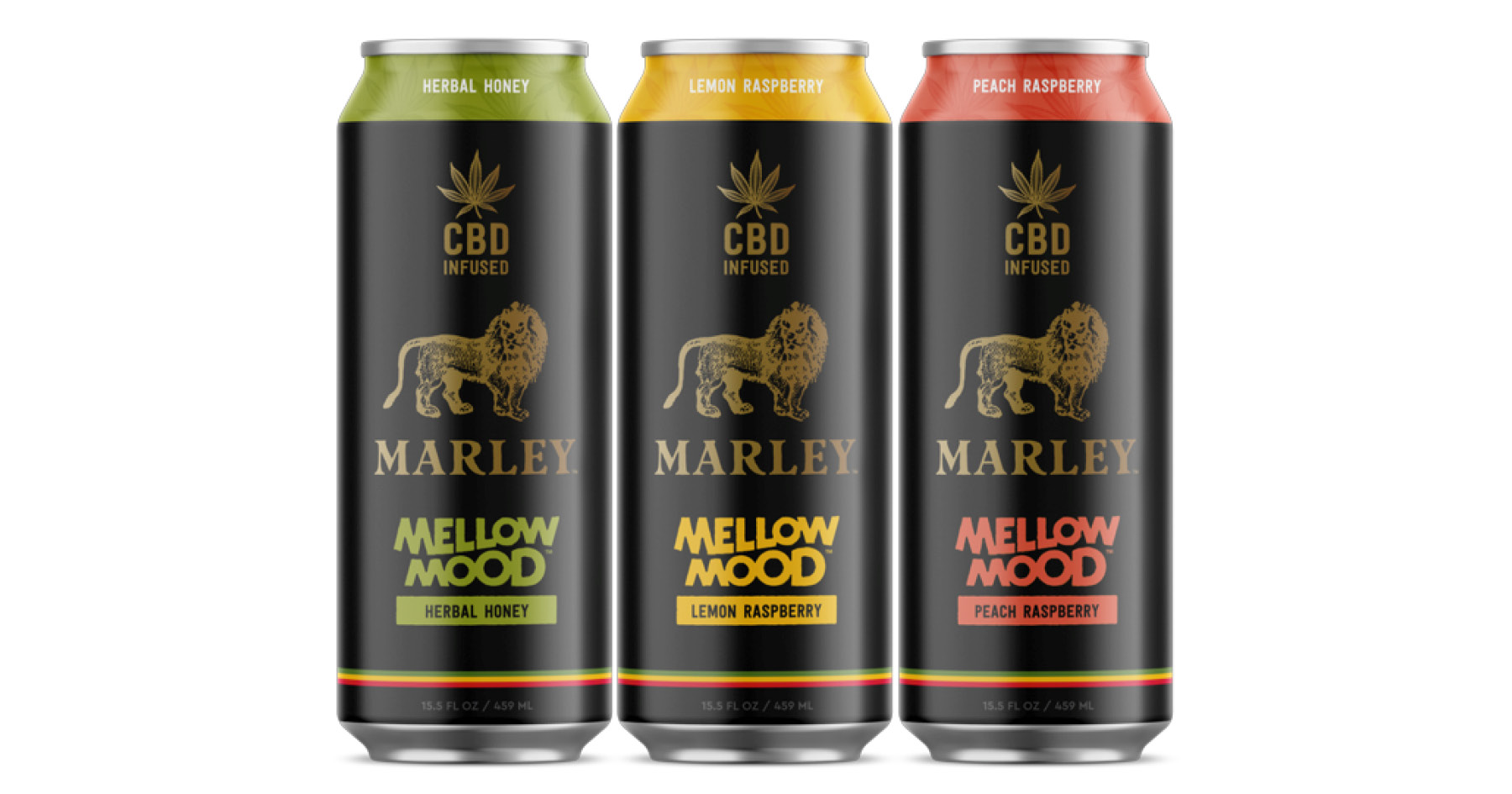 marley mellow mood cbd drink