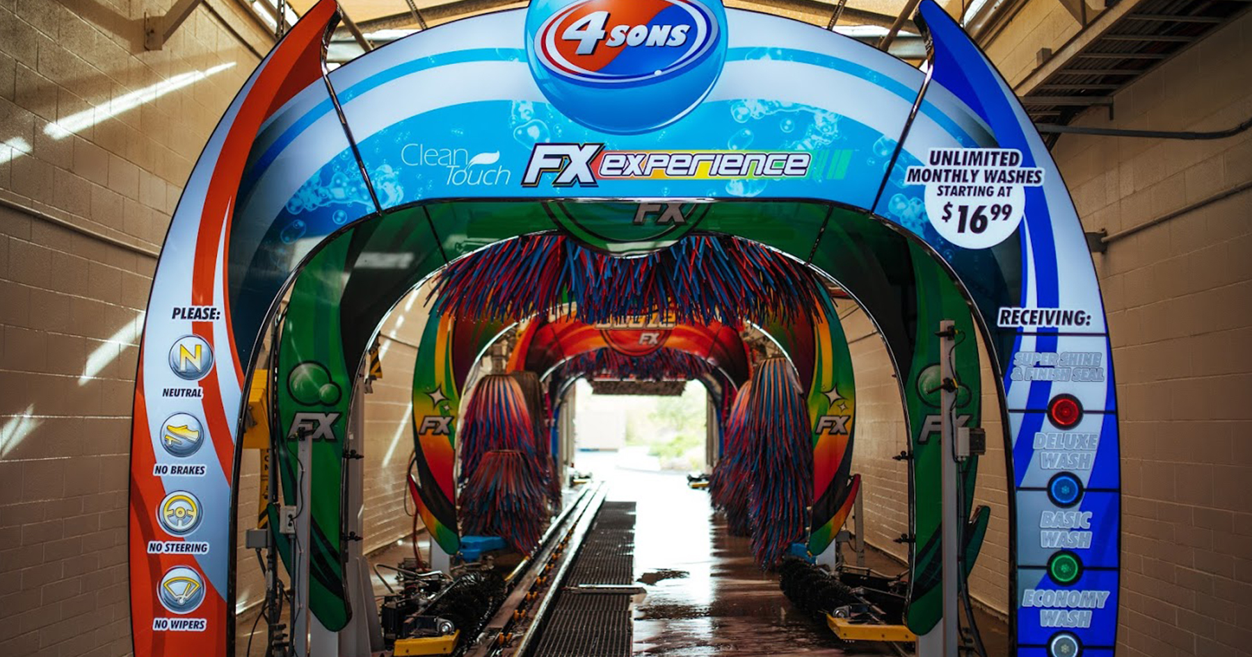 4 Steps To Prepare For Adding A Car Wash Tunnel