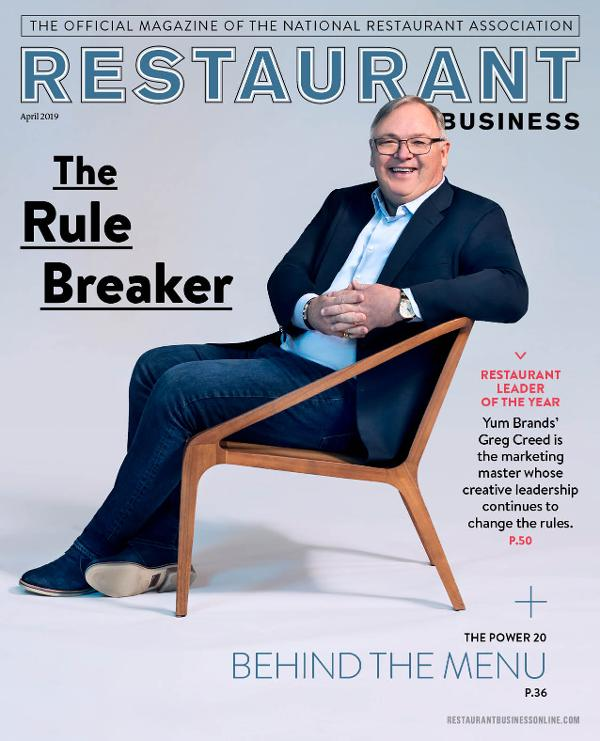 Restaurant Business April 2019 Issue