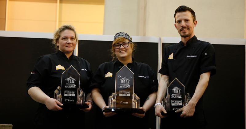 IDDBA Cake Winners