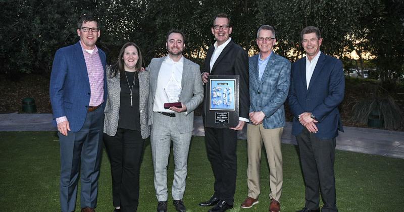 Pace Setter Awards Cooper's Hawk
