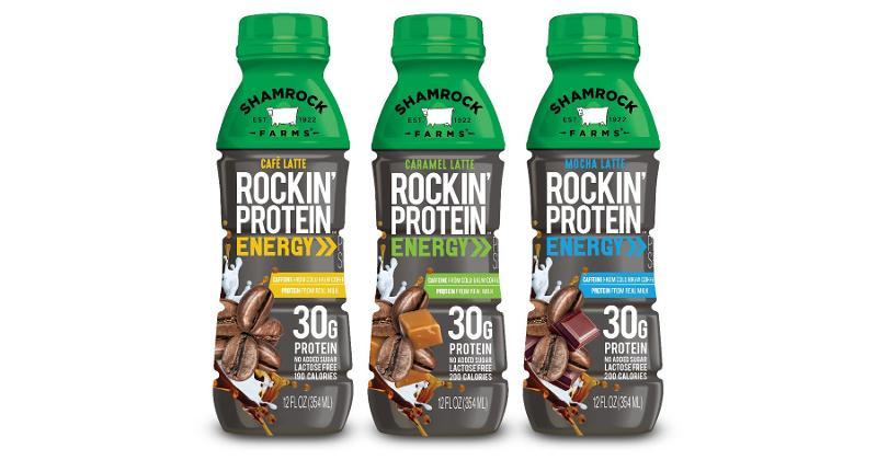 shamrock farms rockin protein