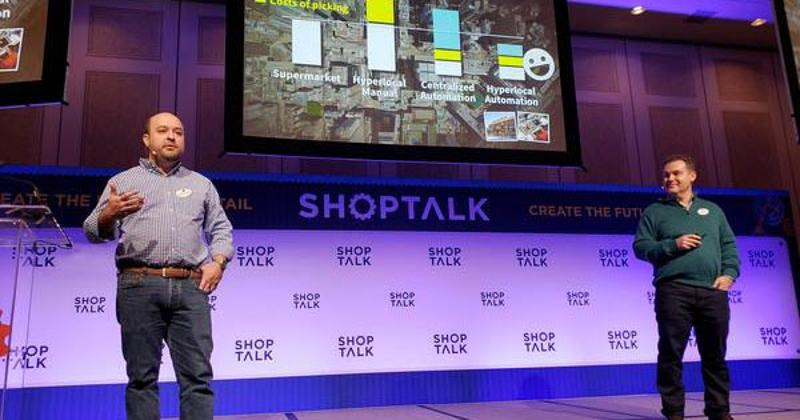 José Aguerrevere co-founder and CEO of Takeoff at ShopTalk