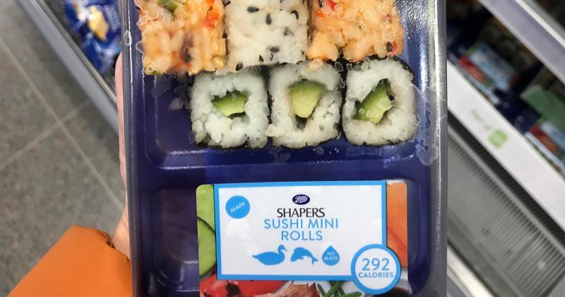 Sushi as a Main